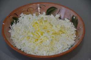 Хачапури с адыгейским сыром - фото шаг 8