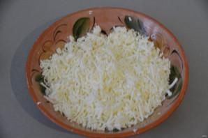 Хачапури с адыгейским сыром - фото шаг 7