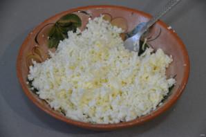 Хачапури с адыгейским сыром - фото шаг 9